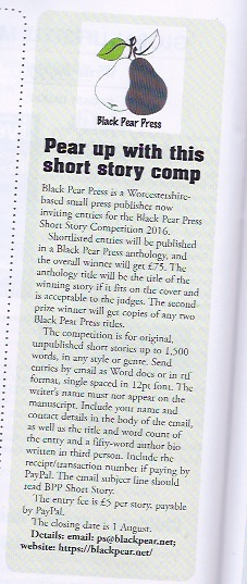 BPP in Writing Mag