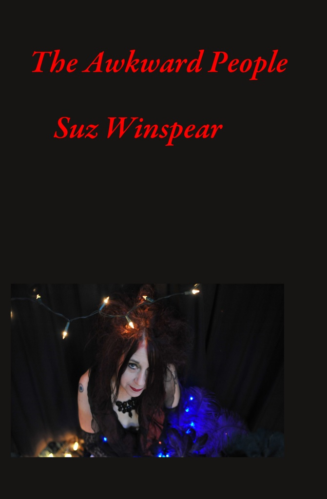 Suz –The Awkward People–Front Cover