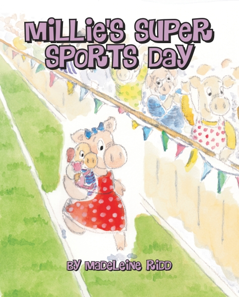 Millie Front cover snapshot