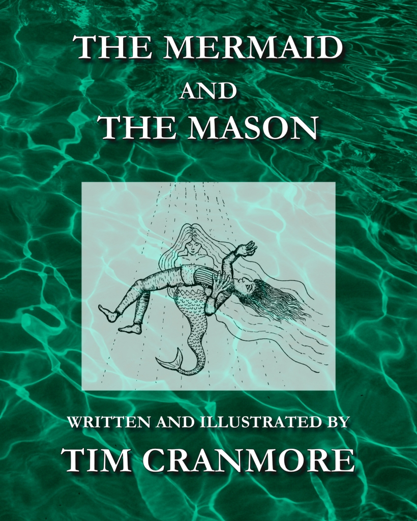 This image has an empty alt attribute; its file name is the-mermaid-and-the-mason-front-cover.jpg